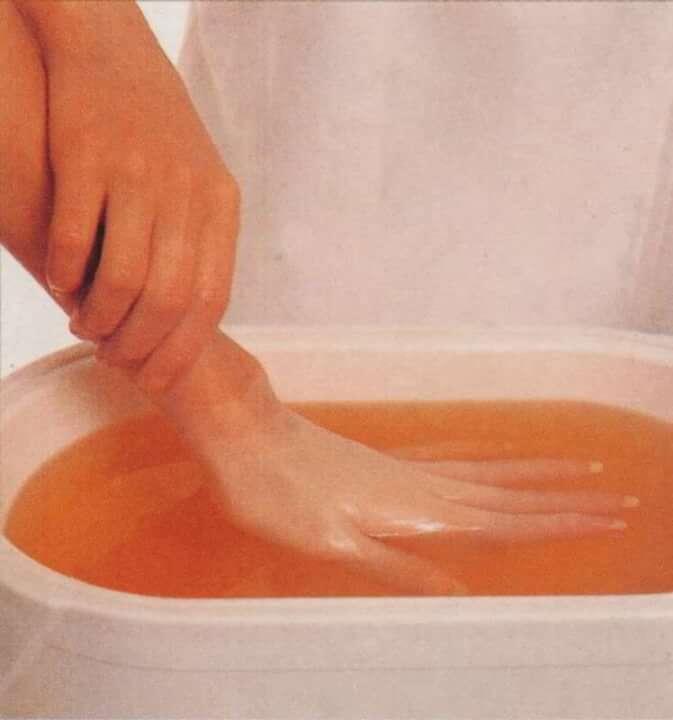 Parafina para tratamientos uso profesional manos y pies - Bano parafina ...