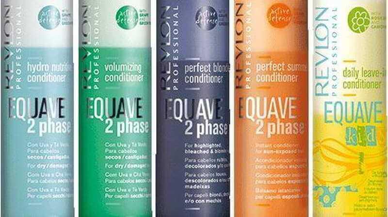 Sprays acondiconadores Equave Revlon