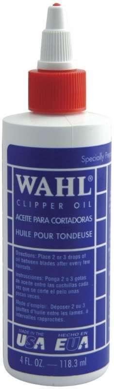 Aceite Wahl maquinas cortapelos