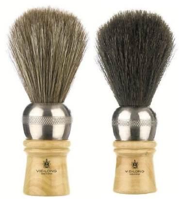 Brochas de afeitar tradicionales VIE-LONG