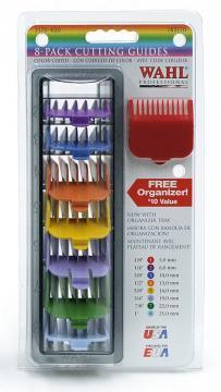 Pack peines de colores Plástico Wahl