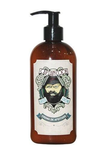 Crema de afeitado Captain Cook