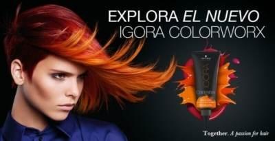 Igora Colorworx Tinte Fantasía Pigmento Directo Schwarzkopf