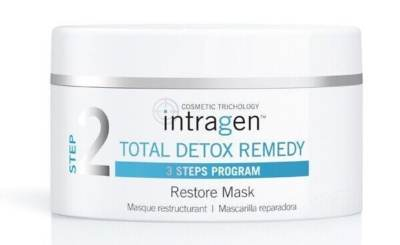 Mascarilla Reparadora Total Detox Remedy Intragen