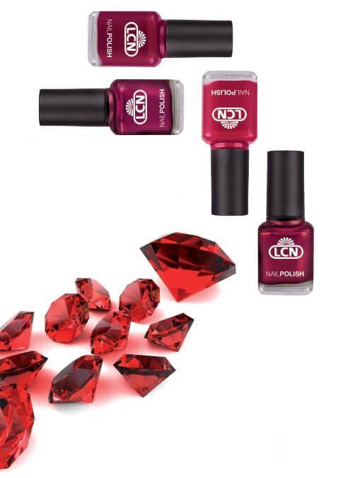 Esmalte LCN Color Rojo
