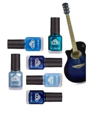 Esmalte LCN Color Azul