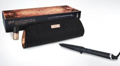 Rizador ghd CURVE® Creative copper Luxe Gift Set