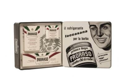 Kit completo de afeitado pieles sensibles Proraso