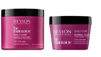 Mascarilla cabellos normales y gruesos be Fabulous Revlon
