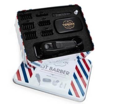Máquina cortapelos Profesional Termix - Kit Barber