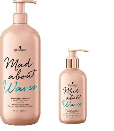 Quencher Oil Milk para rizos Schwarzkopf Mad About Curls.