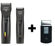Pack ChromStyle Pro y ChroMini Pro Diamond Moser + afeitadora de viaje