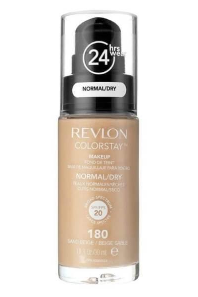 Maquillaje 24 Horas Piel Normal - Seca Revlon