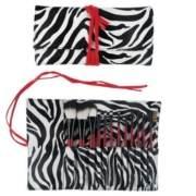 Manta 12 pinceles AlbiPro Zebra R&J