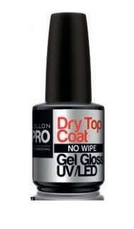 Dry Top Coat Mollon Pro No Wipe