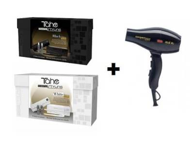 Kit Plancha Tahe Thermo Styling Millenium 2.0 + Secador She 3500