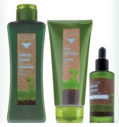 Tratamiento Cuero cabelludo sensible Biokera Natura