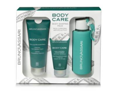 Pack Anticelulítico Bruno Vassari Body Shaping