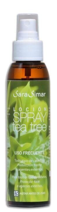 Spray acondicionador uso frecuente Sara Simar