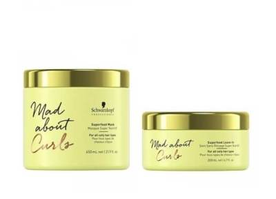 Tratamiento Superfood Schwarzkopf Mad About Curls